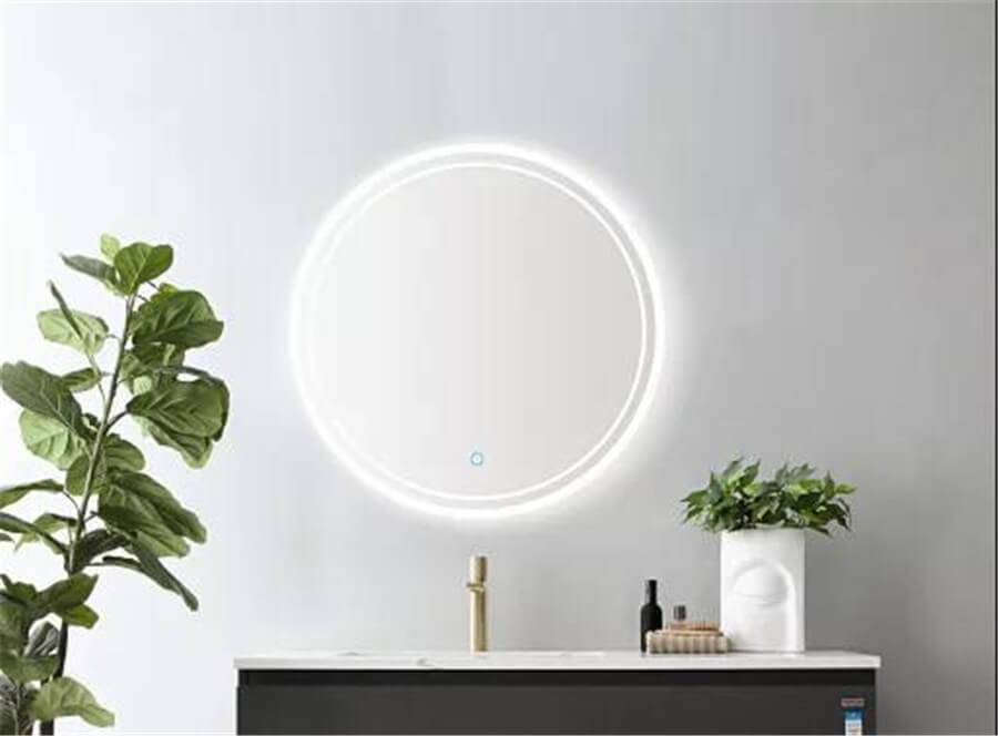 What Are The Types Of Bathroom Mirrors